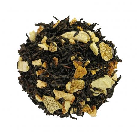 Thé noir fruité - Orange