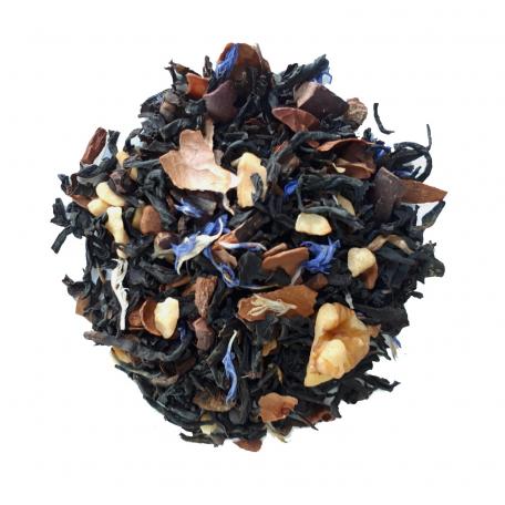 Thé noir gourmand - Noix et chocolat