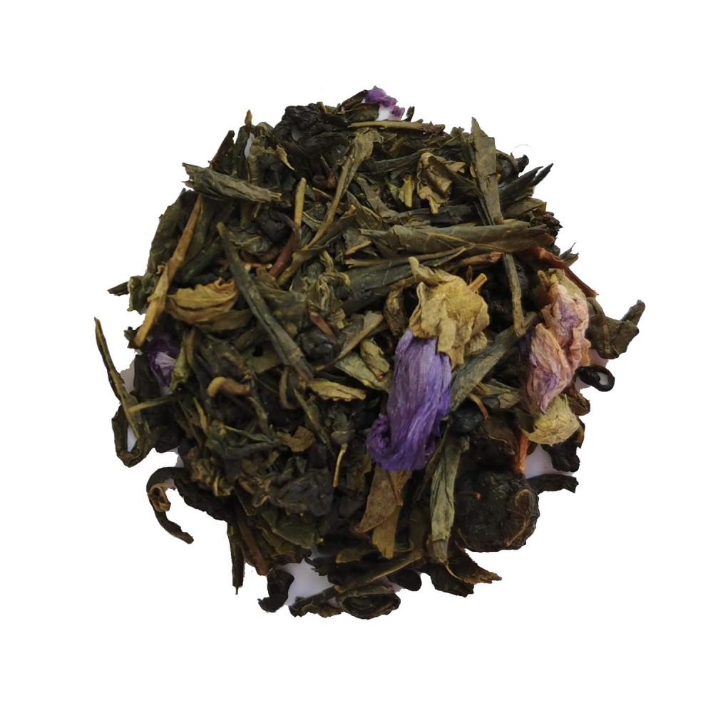 Petit Monstre Mélange de Oolong et de Thé Vert floral - Violette Colors of Tea
