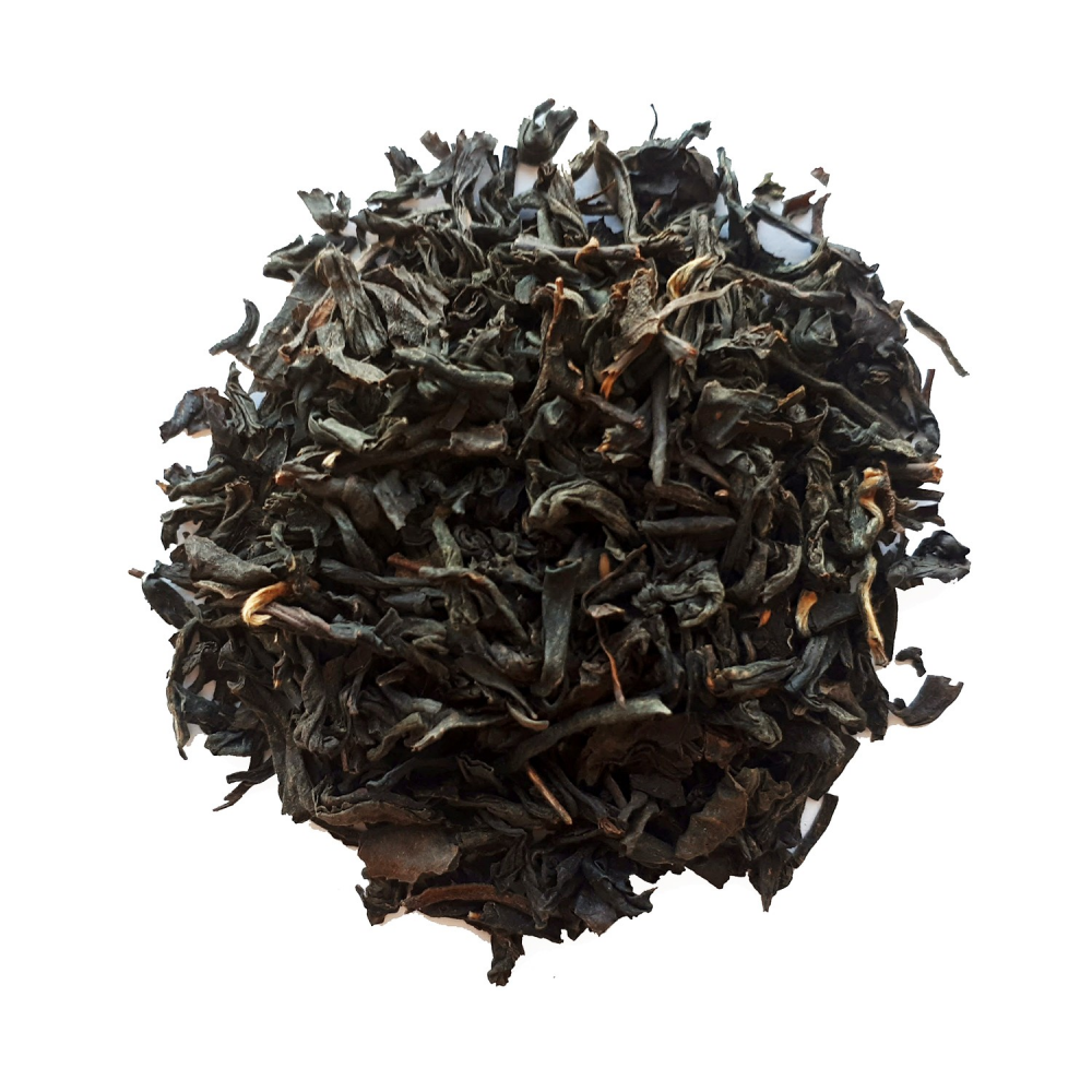 Thé noir fumé aux bois spéciaux