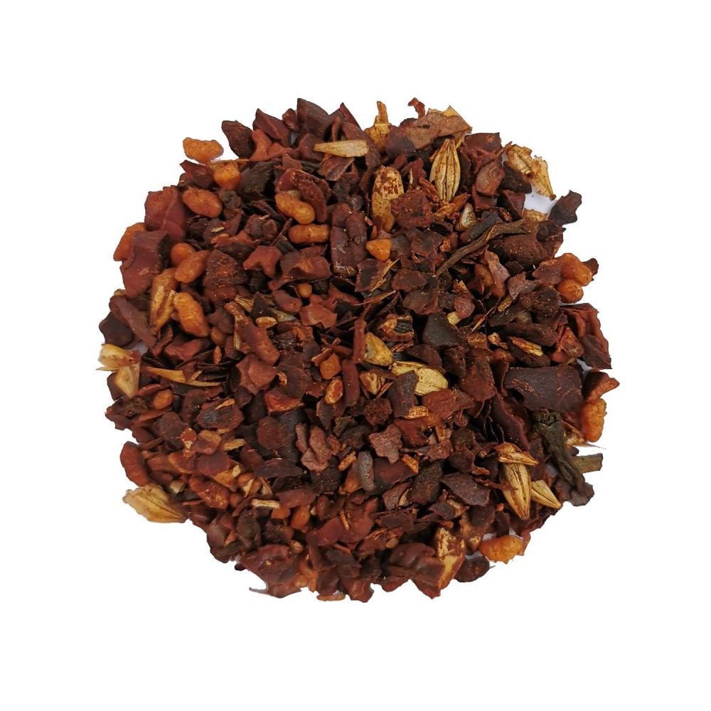 Train Fantôme Tisane gourmande - Riz soufflé et cacao torréfié Colors of Tea