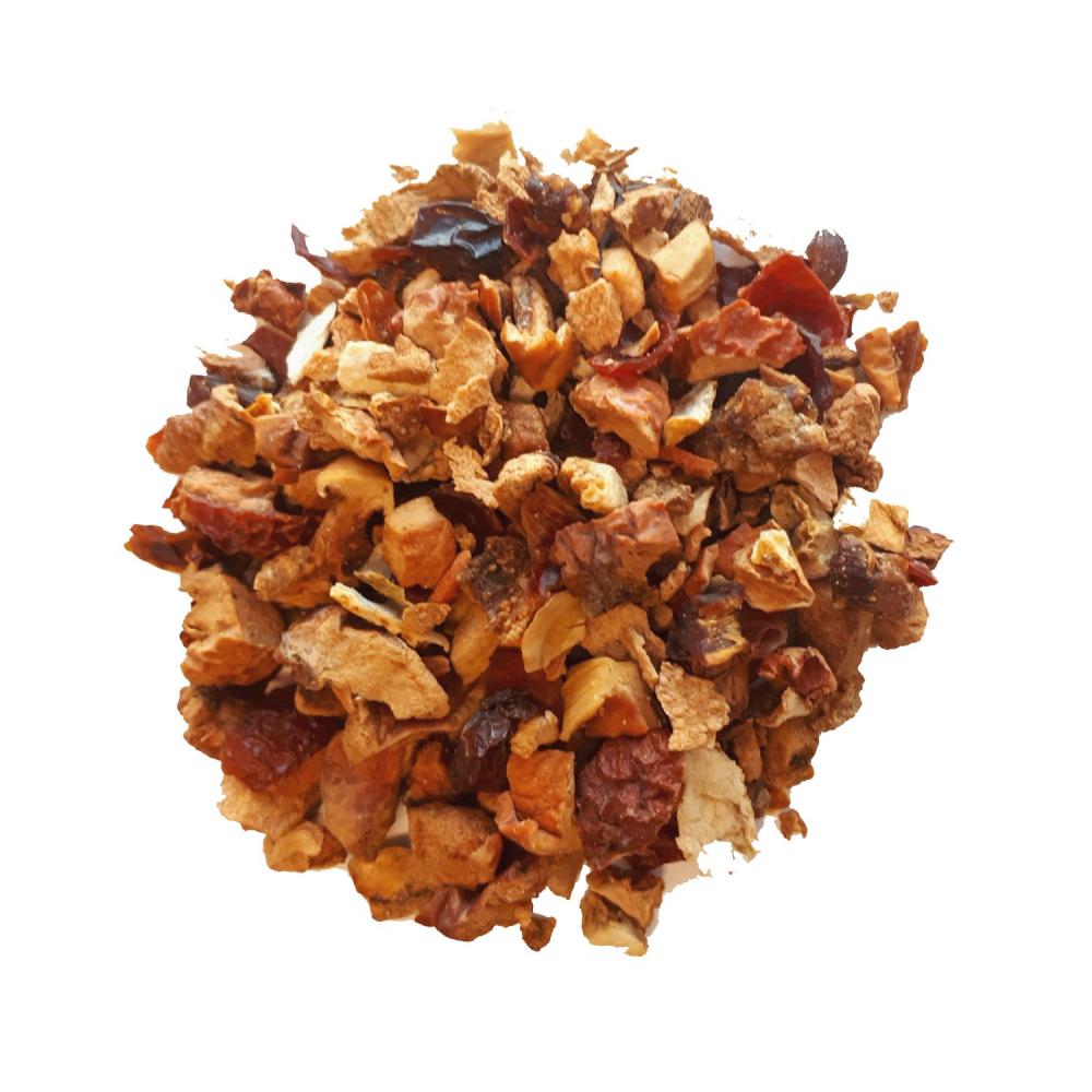 Tisane fruitée - Figue de barbarie et abricot