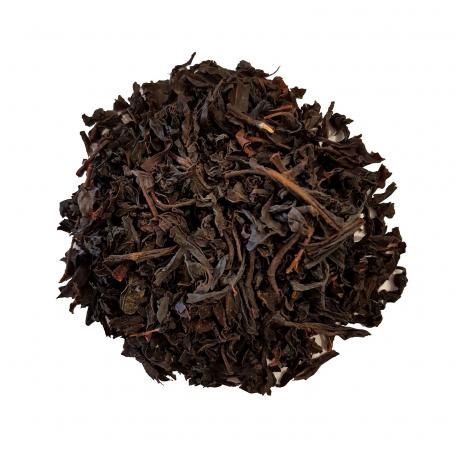 Thé noir puissant du Sri Lanka