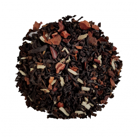 Thé noir gourmand - Chocolat intense