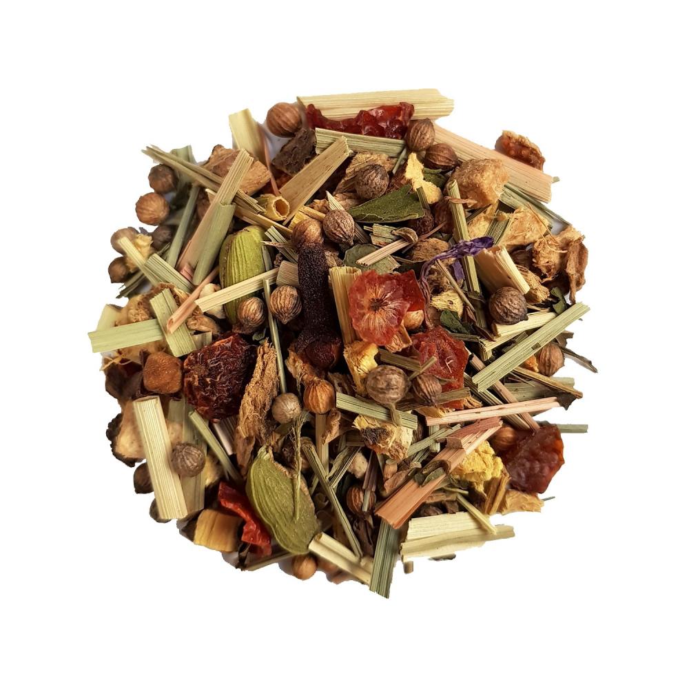 Trois Doshas Tisane ayurvédique - Vata-Pitta-Kapha Colors of Tea