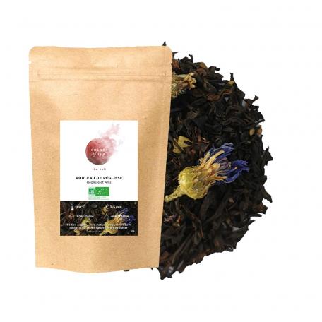 Thé noir épicé - Réglisse et anis