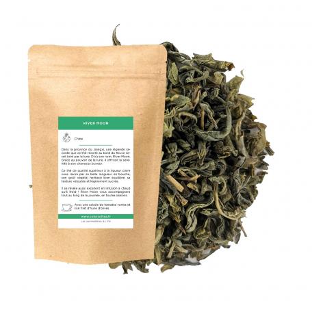 Thé vert de qualité supérieure