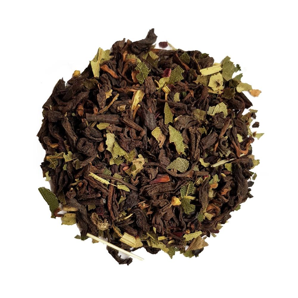 Dingue de Moi Pu Erh végétal - Brûle-graisse Colors of Tea