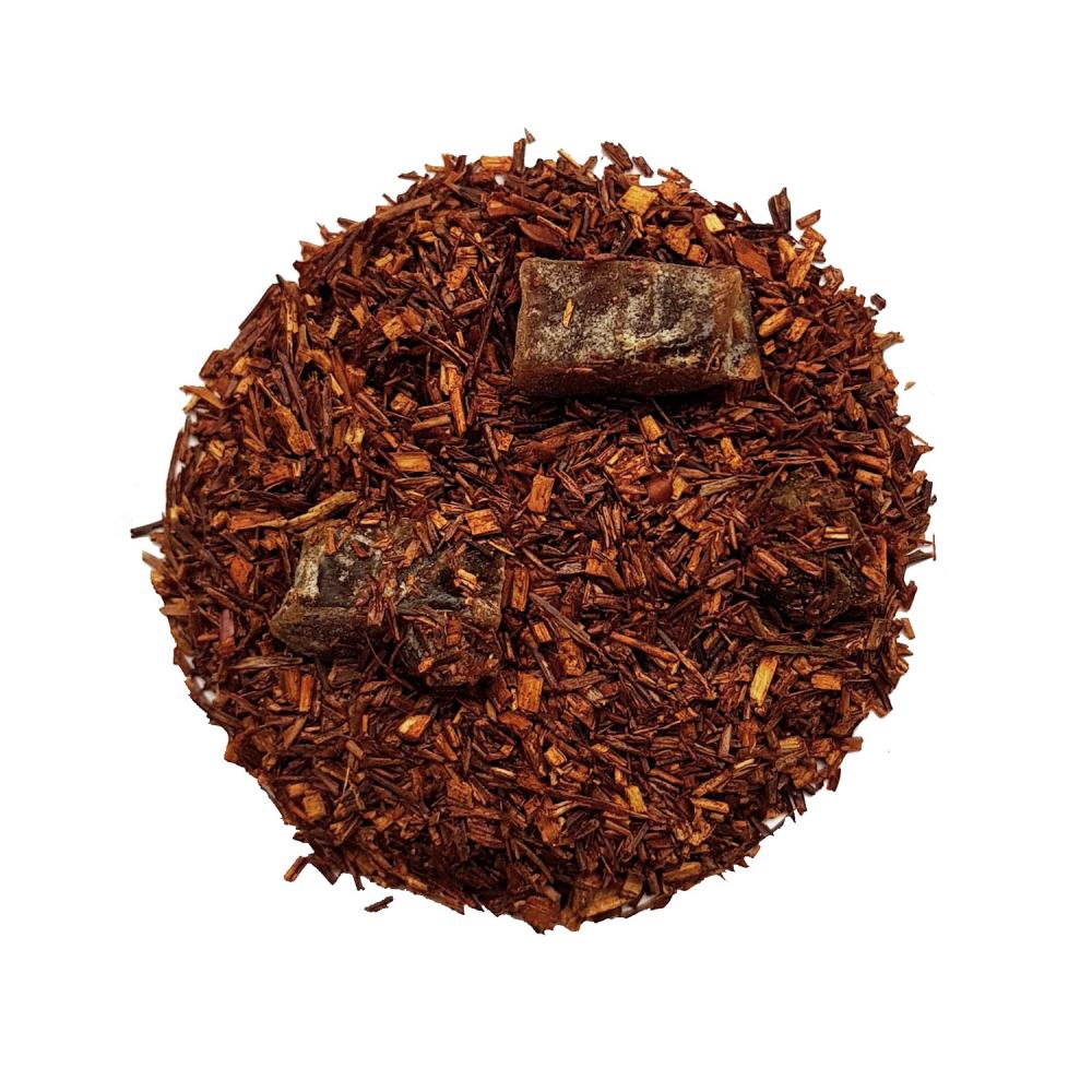 Désert Rouge Rooibos gourmand - Datte et vanille Colors of Tea