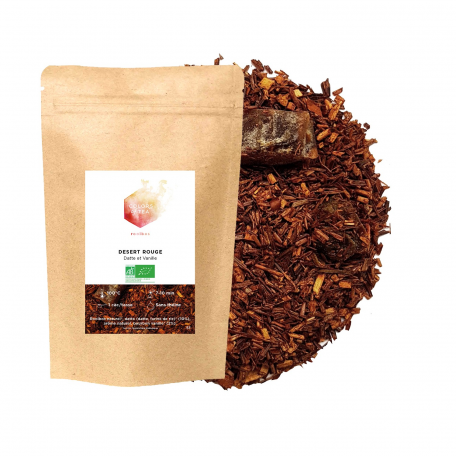 Rooibos gourmand - Datte et vanille