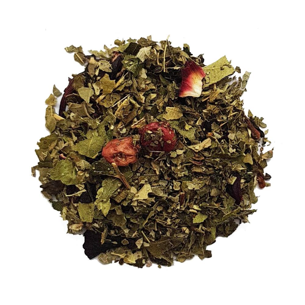 Bien dans mes pompes Maté Détox Colors of Tea