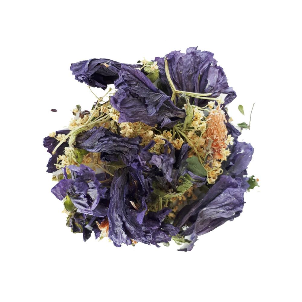 L'Hivernale Tisane francaise des Jardins de la Fortune pour faire face à l'hiver Colors of Tea