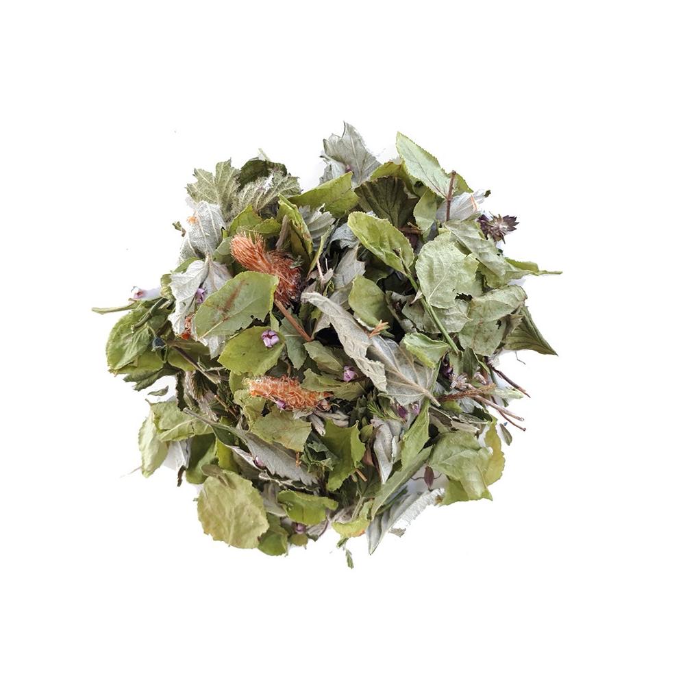 La Montagnarde Tisane francaise des Jardins de la Fortune - Mélange des montagnes Colors of Tea
