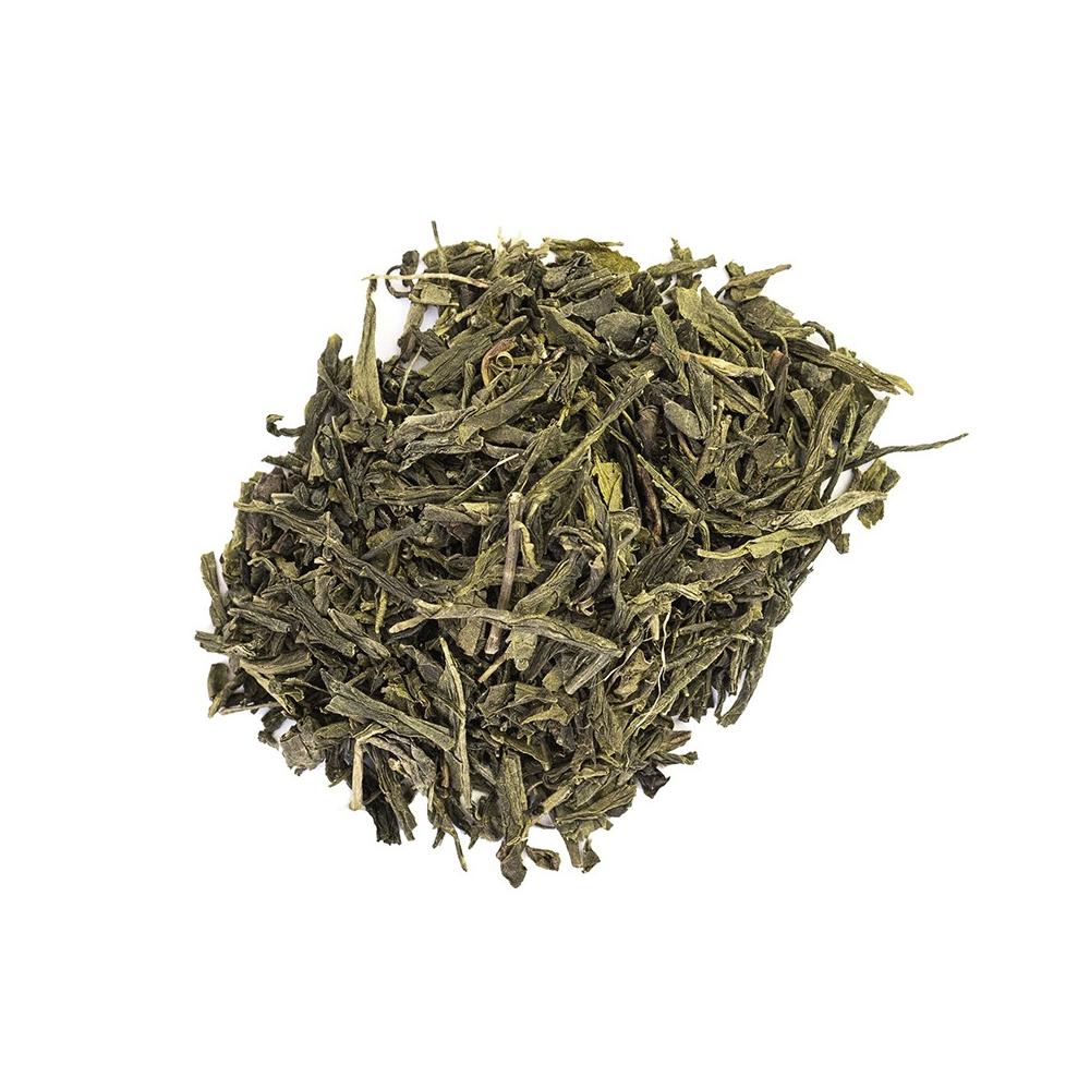 Sencha de Chine Thé vert chinois d'inspiration japonaise Colors of Tea