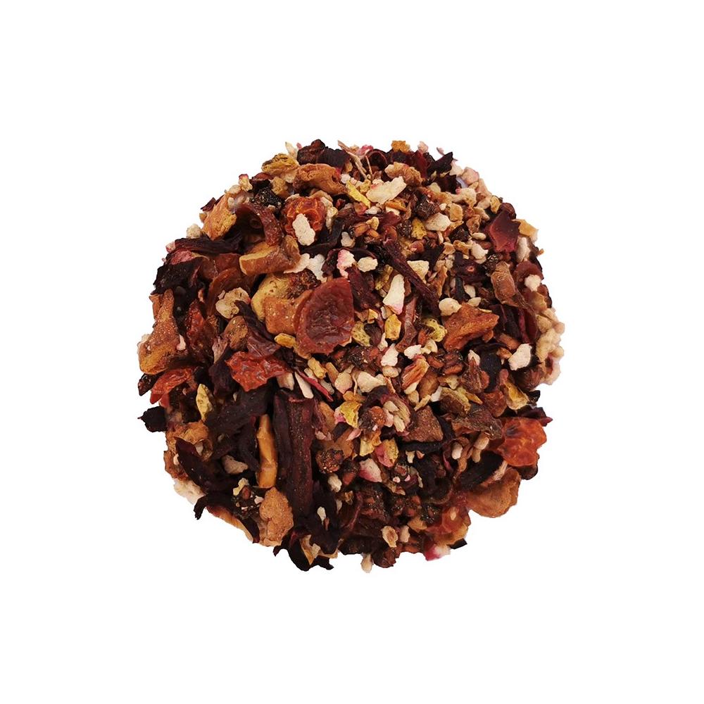 Tisane fruitée - Framboise et cerise