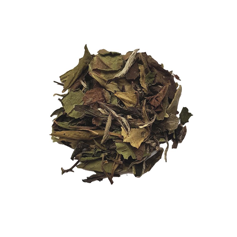 Thé blanc aux bourgeons argentés