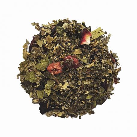 Tisane agrume - Pamplemousse et groseille