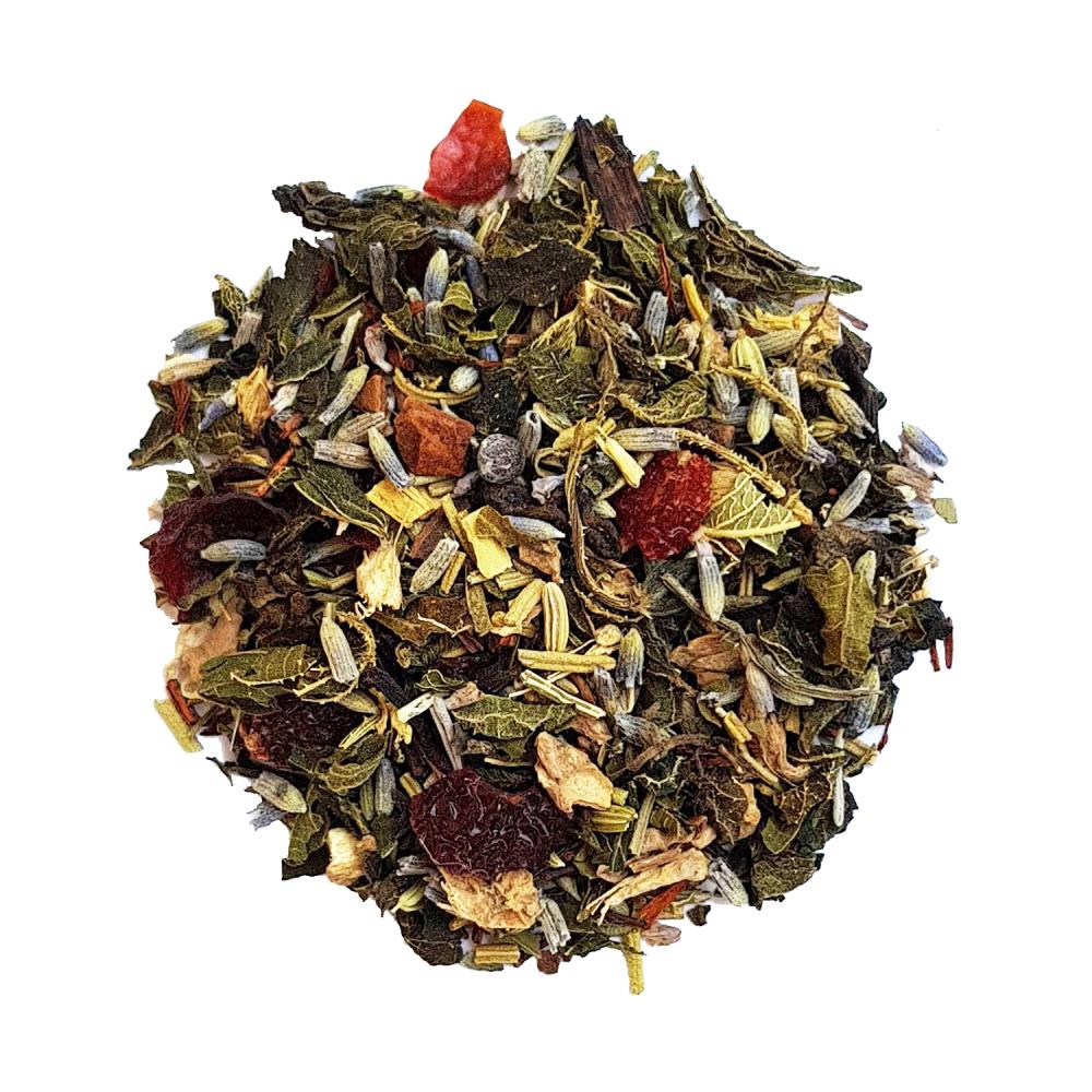 Le roi de la Garrigue Tisane végétale - Romarin Colors of Tea