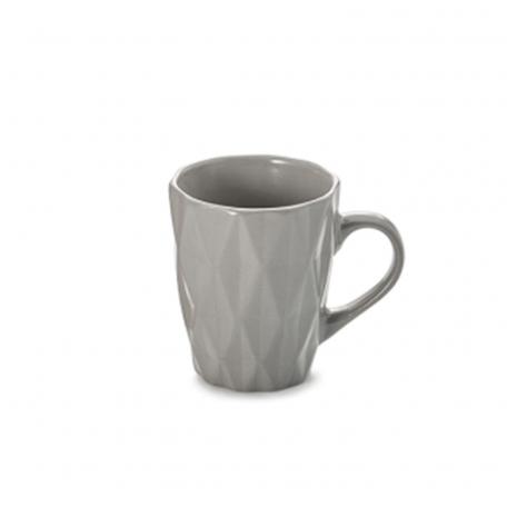 Mug 350ml à formes géométriques