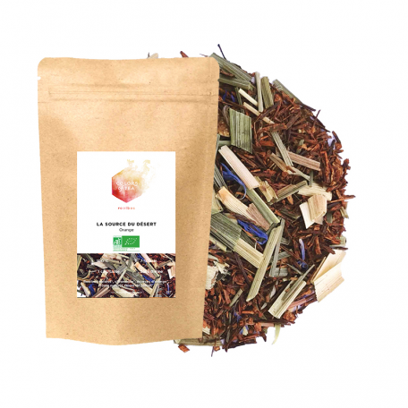 Rooibos agrume - Orange