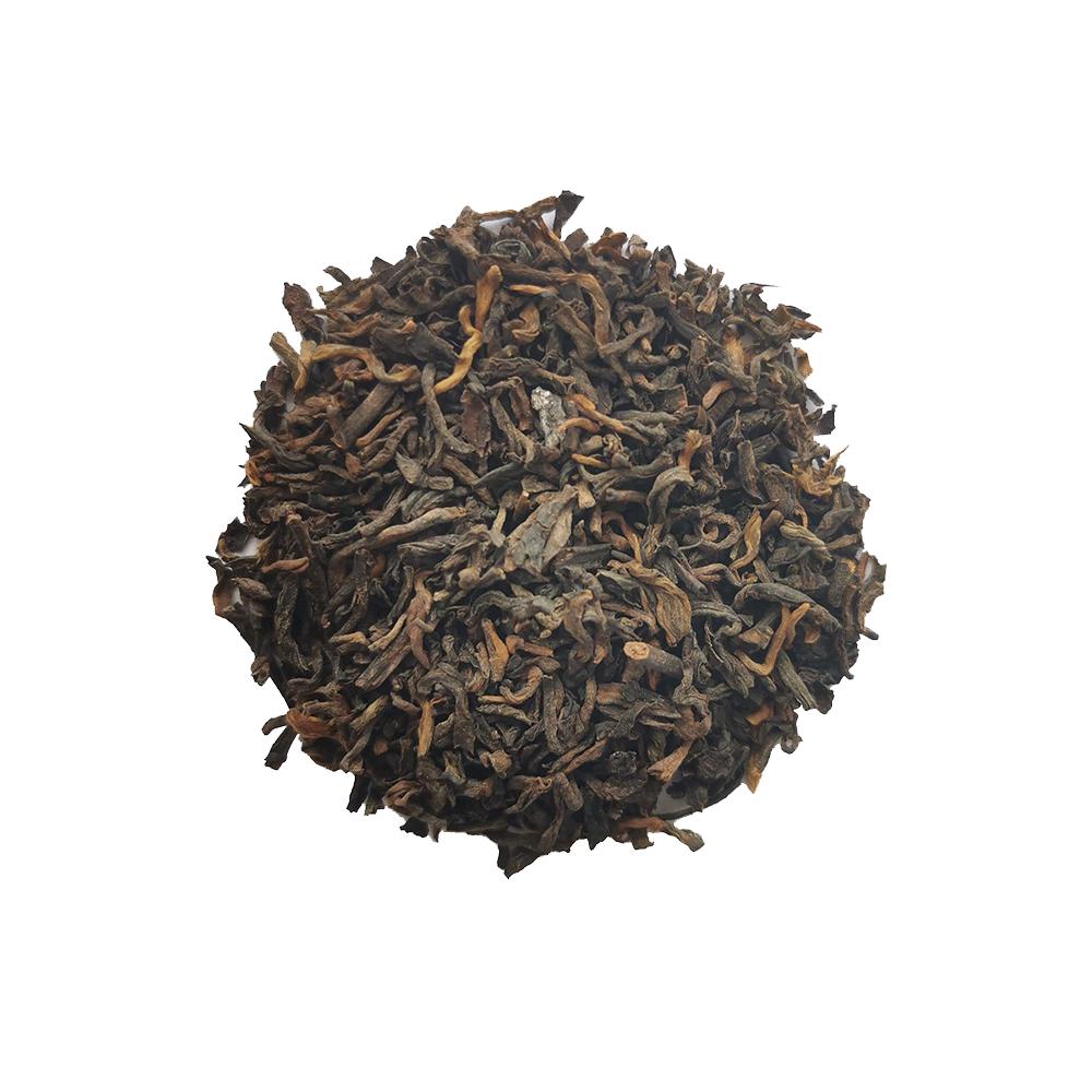 Pu Erh corsé aussi appelé Thé rouge des monarques Colors of Tea