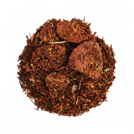 Rooibos fruits rouges - Fraise et framboise