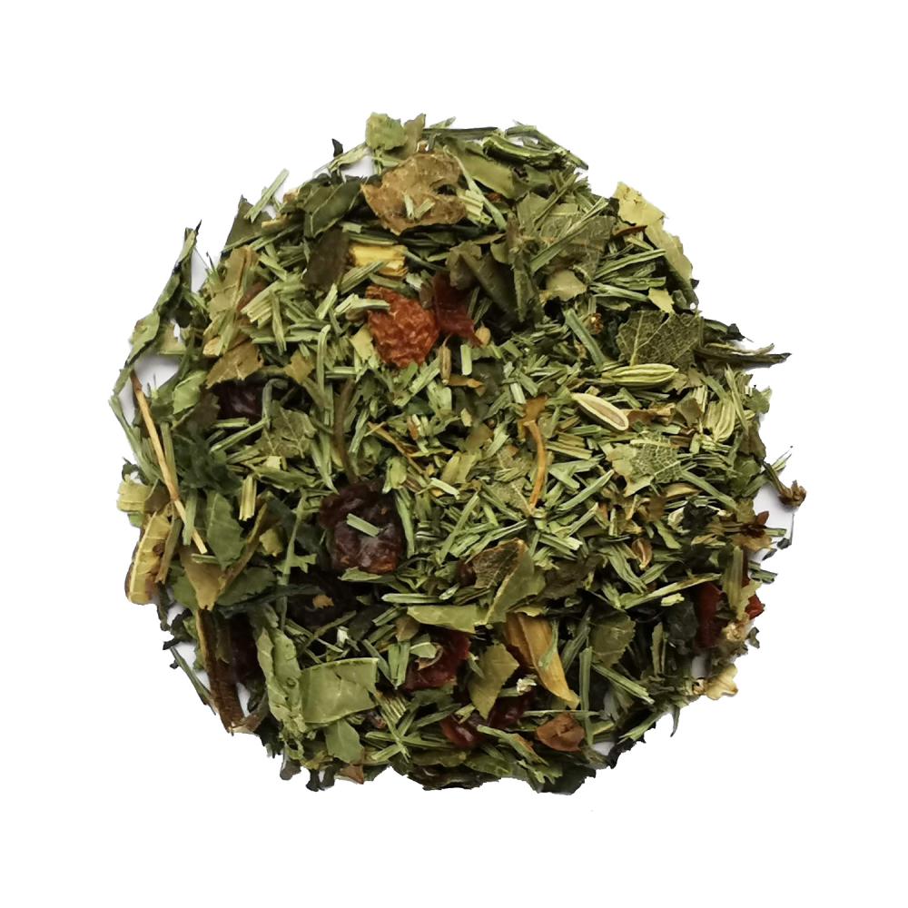 Tisane végétale d'élimination et purification