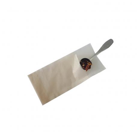 Filtres à thé jetables - non blanchis