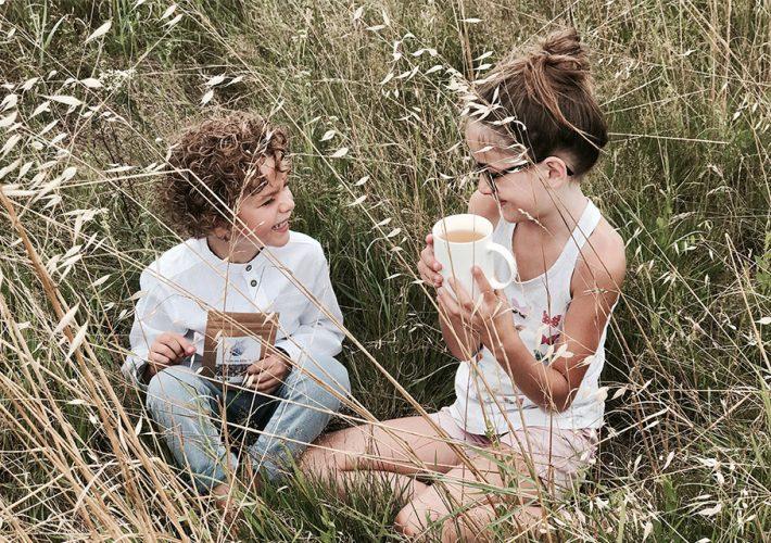 Quel thé ou tisane pour mon enfant?