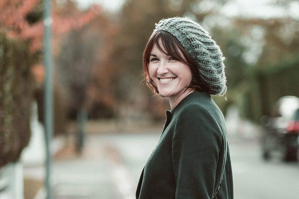Cécile manteau bonnet