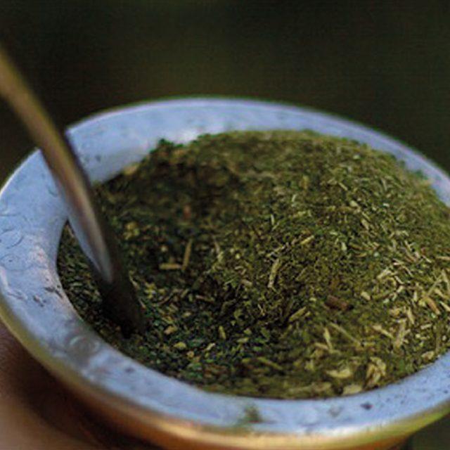 maté bombilla colors of tea