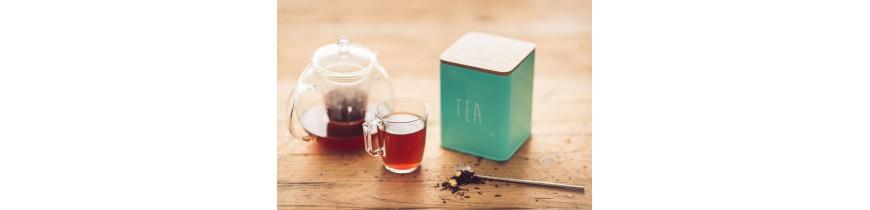Thés et tisanes BIO des sommelières du thé